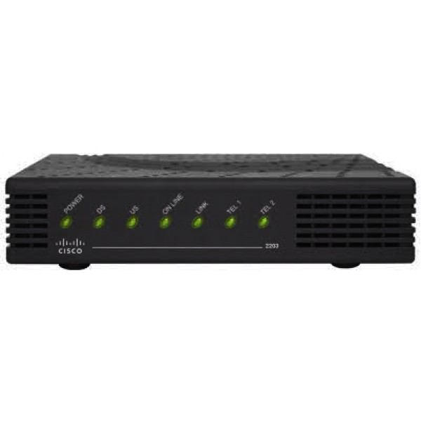 Cisco EPC2203 Refurbished modem