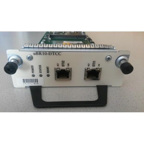 Cisco uBR10-DTCC Refurbished Card