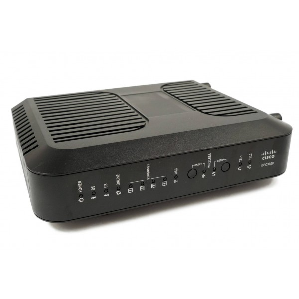 Cisco  EPC 3928S Refurbished Modem